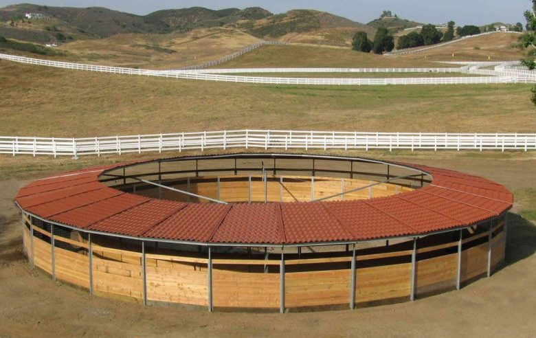 Horse-Exerciser-Track-Cover