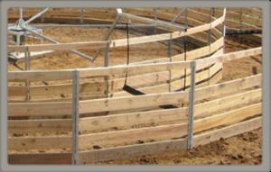 Model 1 panel fence